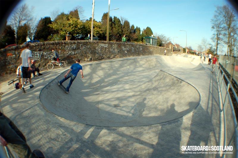 Uphall Skatepark review | Skateboard Scotland