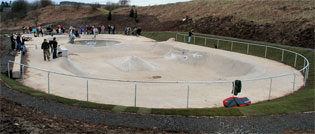Dunblane Skatepark
