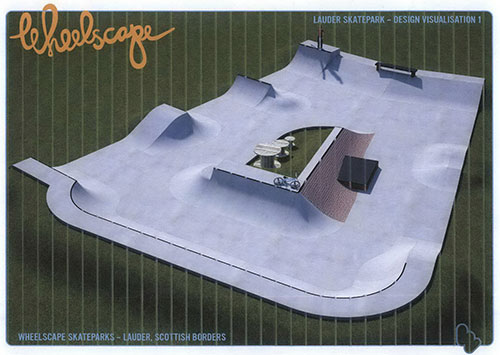 Lauder Skatepark Proposal